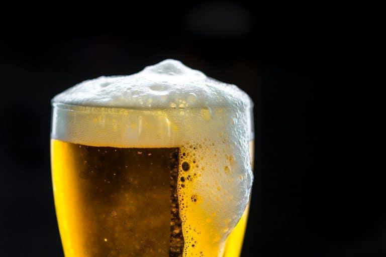 How many pints in a keg in Australia?